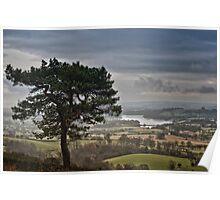 Tittesworth Reservoir Poster