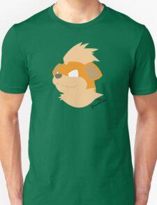 Growlithe - Number 58 Unisex T-Shirt