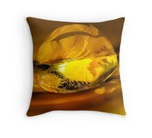 Obsessed with Your Light Throw Pillow