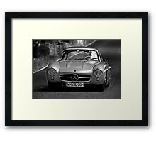 Mercedes-Benz 300 SL 1955 Framed Print