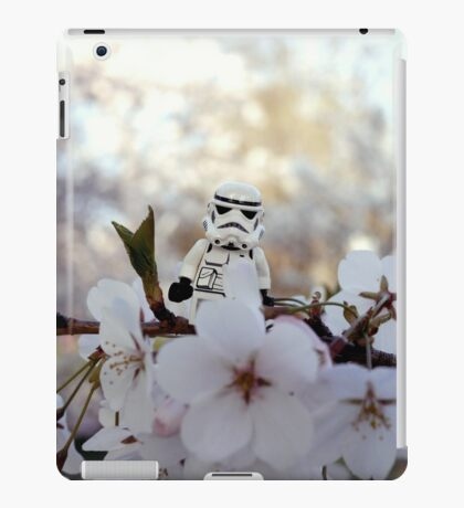 Lego Stormtrooper X Cherry Blossoms iPad Case/Skin
