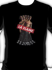 La Flame Action Figure - Trippy T-Shirt