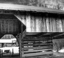 Cantilever Barn by Chad Sharp