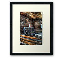 Side Pulpit Framed Print