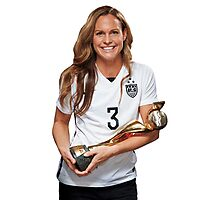 Christie Rampone - World Cup Photographic Print