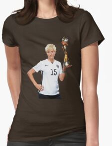 Megan Rapinoe - World Cup Womens Fitted T-Shirt