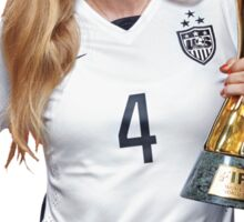 Becky Sauerbrunn - World Cup Sticker