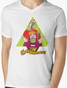 the underachievers Mens V-Neck T-Shirt