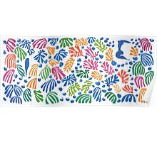 Henri Matisse Cut-Out Poster