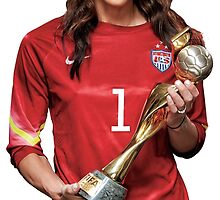 Hope Solo - World Cup by smwgracer