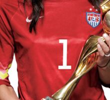 Hope Solo - World Cup Sticker