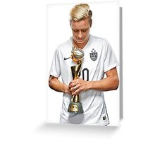 Abby Wambach - World Cup Greeting Card