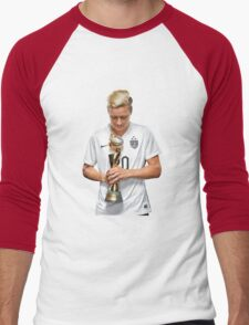 Abby Wambach - World Cup Men's Baseball ¾ T-Shirt