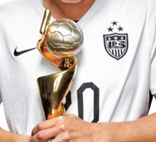 Abby Wambach - World Cup Sticker