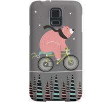 Night ride Samsung Galaxy Case/Skin