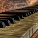 Schiedmayer Piano 2 - HDR  by Scott Sheehan