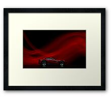 Ferrari F12 Berlinetta (Hot Wheels Photo) Framed Print