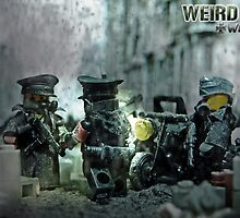 Lego Weird War rdv by Shobrick
