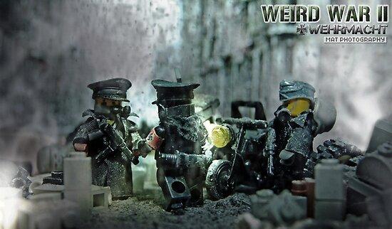 Lego Weird War rdv by Shobrick
