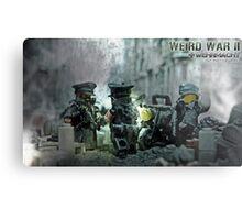 Lego Weird War rdv Metal Print