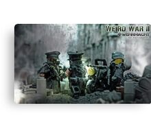 Lego Weird War rdv Canvas Print