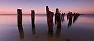 Pastel Pylons by Sean Farrow