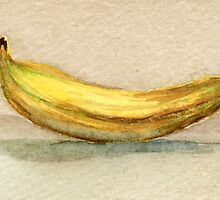 Banana by Amy-Elyse Neer