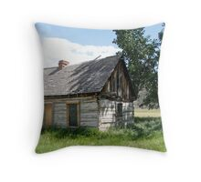 Butch Cassidy's Home Throw Pillow