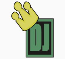 SOL CROWN DJ LOGO by SOL  SKETCHES™