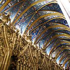 Blue Ceiling - Cathedral of Albi, France by Jamie Alexander