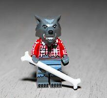 Werewolf by garykaz