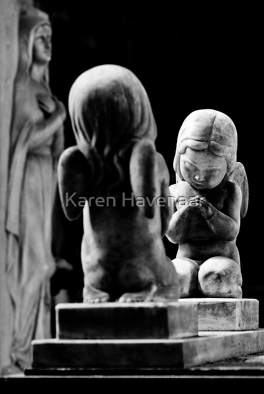 Little Angels by Karen Havenaar