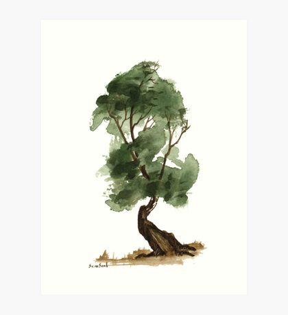 Little Tree 122 Art Print