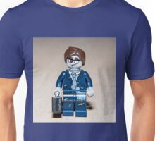 Scary Business Man Unisex T-Shirt