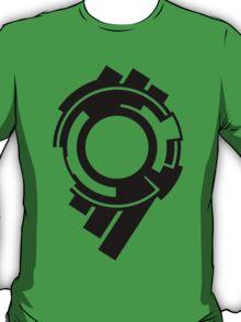 Section 9 (black print) T-Shirt