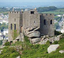 Carn Brea Castle by Deb Vincent