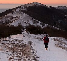 Walking the Malverns Ridge by Cliff Williams