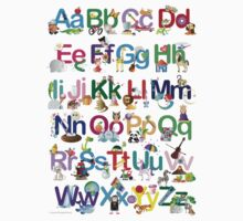 Alphabet for kids Kids Clothes