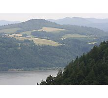 Columbia River Gorge Photographic Print