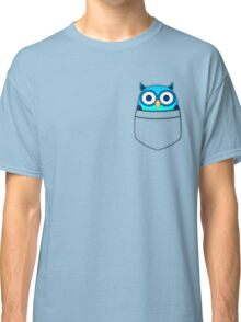Pocket owl Classic T-Shirt