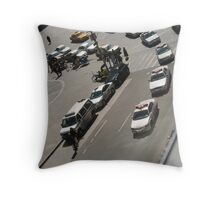 New York's Finest Throw Pillow