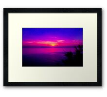 Our Today and Tomorrow Framed Print