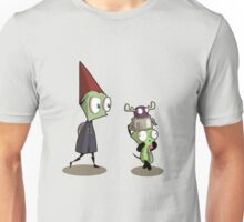 Over the Garden Wall (Of Doom) Unisex T-Shirt