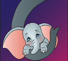 Baby Elephant by Lauren Eldridge-Murray