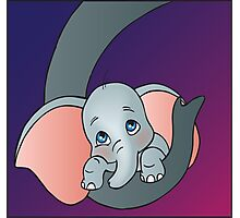 Disney - Dumbo Photographic Print