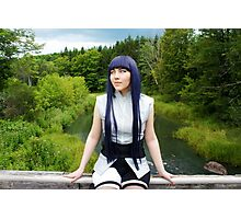 Take in the Sights - Hinata  Photographic Print