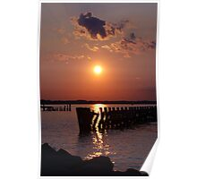 TCC Sunset Poster
