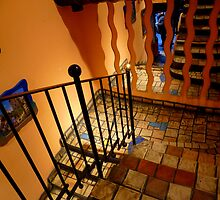 Steps by Hundertwasser by bubblehex08