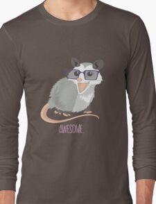 Awesome Possum Long Sleeve T-Shirt