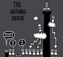 The Natural Order by TehStr4ngeOnes
